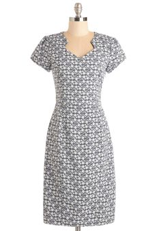 Work Dresses - There's Something About Berry Dress