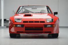 Porsche 924 Carrera GTS Club Sport
