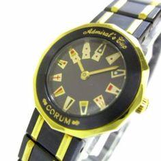 CORUM Admiral's Cup 24.810.31 V52.B Dark Navy Women's Wrist Watch 443930 #brandear #watch http://ift.tt/2jaJP2C