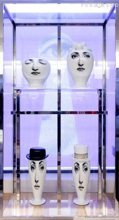 Boutique Le Royal Eclaireur at the Royal Monceau Hotel, Paris designed by Philippe Starck
