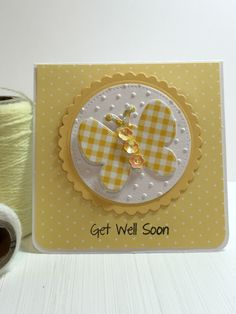 Greenwood Girl Cards: Paper Sweeties July Release Party