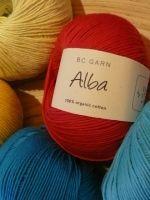 BC Garn Alba 100% ecological cotton. http://www.knits.nl/garen/alba