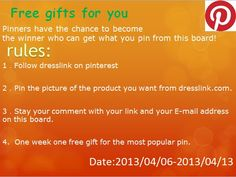 Free gift for you !