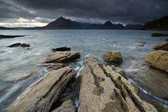 Elgol, Skye, Scotland.