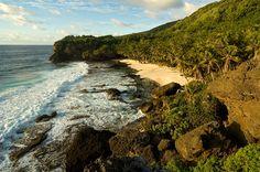 Dolly Beach, Christmas Island