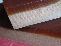 Blessed Homemaker: Gula Melaka and Coconut Milk Agar Agar Pain Au Lait Recipe, Agar Agar Jelly, Pearl Sugar, Bread Ingredients, Cold Desserts, Instant Yeast, Tray Bakes, Cake Cookies, Coconut Milk