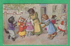 Arthur Thiele card c. 1910 | eBay