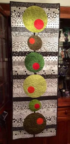 Martini Anyone? Shared on MyQuiltPlace.com by Terri Behle Sinoway