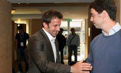 Andrea Agnelli – Del Piero the big reconciliation!