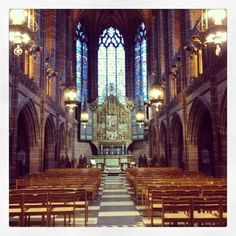 The Lady Chapel at Liverpool Anglican Cathedral, ideal for drinks receptions and canapés Px Anglican Cathedral, Receptions, Liverpool, Drinks, Lady, Building, Travel, Drinking, Beverages