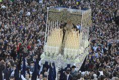 Holy Week in Sevilla, Spain, 2012: La Estrella, Palm Sunday.