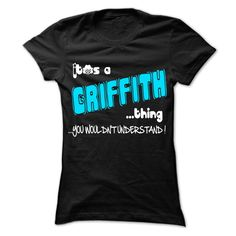 cool It is GRIFFITH Thing ... 999 Cool Name Shirt ! cheap