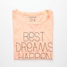 Best dreams happen