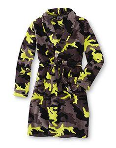 Boys Joe Boxer Camouflage Bathrobe Robe --Microfleece (X-... http://www.amazon.com/dp/B01EKFWGD4/ref=cm_sw_r_pi_dp_Bockxb1T4WK40