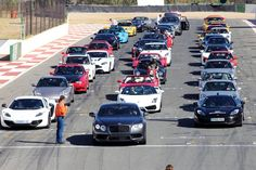 LIVEOUTLOUD Supercar Day 2012 at Kyalami Race Track