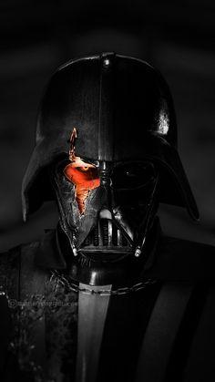Anakin Vader, Darth Vader, Images Star Wars, Star Wars Pictures, Star Wars Concept Art, Star Wars Fan Art, Vader Star Wars, Star Wars Comics, Star Wars Tattoo