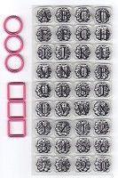 Marianne Design - Collectables Die - Vintage Alphabet COL1380
