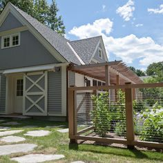 Cartwright Road - contemporary - exterior - boston - Matthew Cunningham Landscape Design LLC
