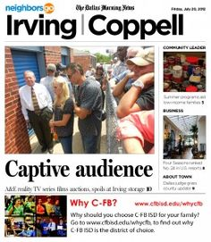 07/20 Know Your Neighbor: Irving/Coppell