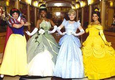 Disney princesses via Facebook.com/CareerBliss