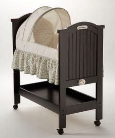 Shop for Eddie Bauer Rocking Wood Bassinet. Get free delivery On EVERYTHING* Overstock - Your Online Baby Furniture Shop! Wood Bassinet, Baby Bassinet, Baby Cribs, Wishes For Baby, Nursery Inspiration, Nursery Ideas, Everything Baby, Baby Online, Baby Needs