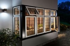 Casement Windows from Micron are stylish, affordable and give you unparalleled security. Aluminium Windows And Doors, Casement Windows, Latest Window Designs, House Balcony Design, House Design, Window Grill Design Modern, Minimalist Window, Window Glazing, Grades