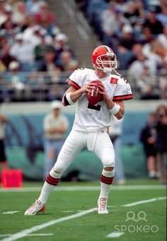 Tim Couch Browns | ;Jacksonville,FL,USA; Quarterback Tim Couch of the Cleveland Browns ...