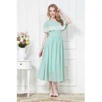 Rochie Elegant Green