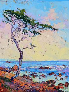 E rin Hanson es una pintora contemporánea de paisajes nacida en Estados Unidos en 1981 y que actualmente recide en Los Angeles. Hanson n...