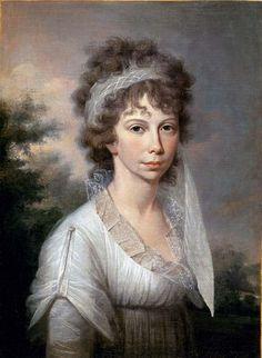 Jane Ramsey Peale, c. 1802  by James Peale  Addison Gallery of American Art