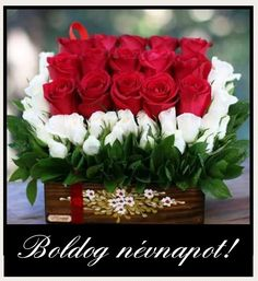 Flower Boxes, Happy Birthday, Table Decorations, Flowers, Saint Name Day, Window Boxes, Happy Aniversary, Happy B Day, Flower Containers
