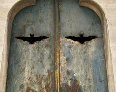bat door