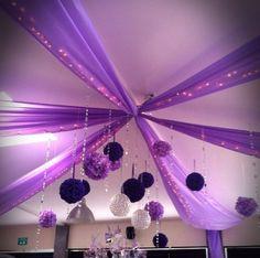 Nice dance floor decoration