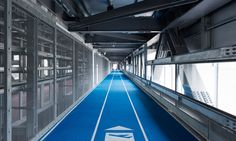 The Minimal Japanese Airport Terminal | Cool Material