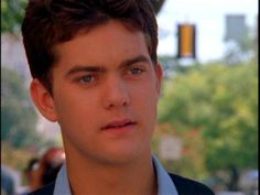 Before he was Peter Bishop....Pacey...