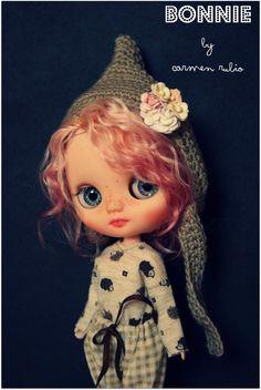 OOAK Custom Middie Blythe Doll by Carmen Rubio | eBay <<<<<<<<<<<<<<3
