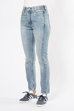 Levi's - 501 Skinny Altered large-2