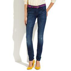 Madewell Skinny Skinny High Riser Jeans