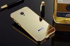 Meizu M2 Note, Luxury Elegant Metal Aluminum Frame + Acrylic Plastic Mirror Back Cover (Gold) joshi http://www.amazon.in/dp/B01A1WUNL2/ref=cm_sw_r_pi_dp_ha8dxb1TA6MW6