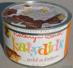 mmmmm....I loved katydids!