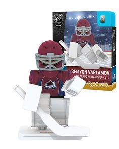 Semyon Varlamov: Colorado Avalanche