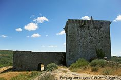 Castelo de Monforte - Águas Frias - Portugal by Portuguese_eyes, via Flickr