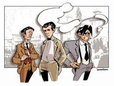 Cazadores de Comics: Los Caballeros de la Orden de Toledo, un interesan...