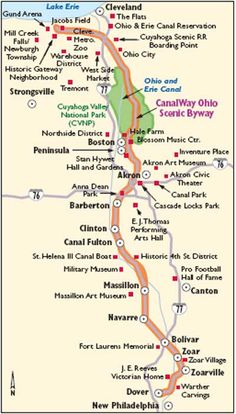 Canalway Ohio Scenic Byway