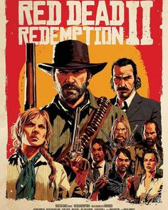 Red Dead Redemption 2 for Video Game Posters, Video Games, Movie Posters, Deutsche Girls, Playstation, Photos Vintage, Red Dead Redemption 1, Cry Anime, Read Dead
