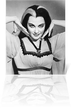 lily munster sexy yvonne decarlo tattoos pinterest. Black Bedroom Furniture Sets. Home Design Ideas
