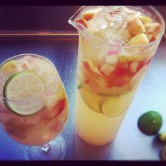 cocktail o'clock: sparkling citrus sangria - Everyday Food Blog - MarthaStewart.com