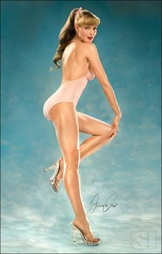 Heidi Klum - Sports Illustrated Swimsuit 2006 Photographed by: Joanne Gair Collection: SI Extra