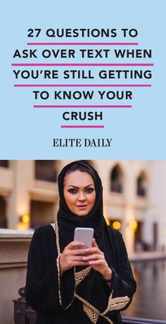 27 Questions To Ask Over Text When You're Still Getting To Know Your Crush Questions For Your Crush, Questions To Ask Crush, Questions To Get To Know Someone, Flirty Questions, Deep Questions To Ask, Questions To Ask Your Boyfriend, Funny Questions, Getting To Know Someone, This Or That Questions