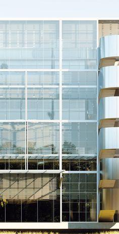 Atlas of Places Lausanne, Building Facade, Building Design, Bruther Architecture, Commercial Street, Zhengzhou, Facade Design, Steel Structure, Architectural Elements